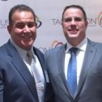 Bob Reina and Tony Cortes