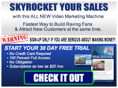 Skyrocket Your Sales 30 Day Free Trial